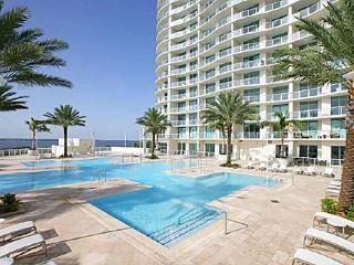 Ft Myers Florida Vacation 25th Floor Condo at Oasis - Fort Myers vacation rentals