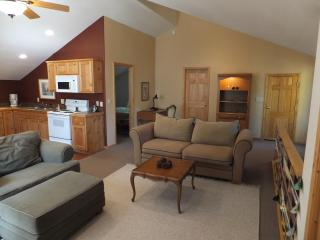 Secluded and Peaceful River View Retreat - Bayfield vacation rentals