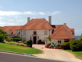#290 Ocean front Palos Verdes Estates mansion 7BR with pool - Palos Verdes Estates vacation rentals