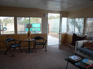 cute little house on an acre,close to town & park - Yucca Valley vacation rentals