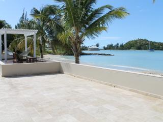Luxurious Beach House -6 bedroom with private pool - Jolly Harbour vacation rentals