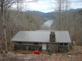 CHEOAH OVERLOOK CABIN near the Tail of the Dragon - Bryson City vacation rentals