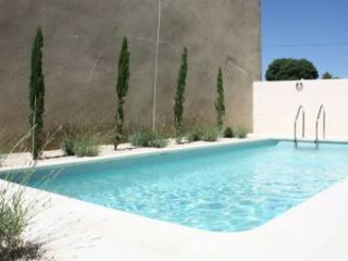 La Couronne - Courtyard pool, 5 bedroom house with air conditioning - Pouzolles vacation rentals