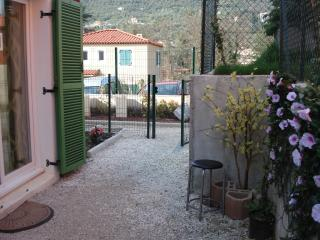 Bright and modern Studio with garden in Sospel - Sospel vacation rentals