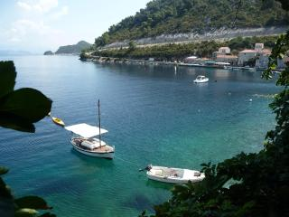 one step to the beach apartment - Mljet vacation rentals