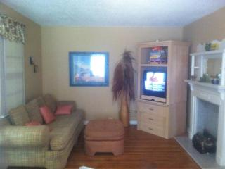 Apartment with indoor playroom and lots of extras! - Long Beach vacation rentals