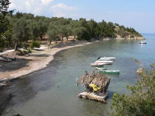 Angelica BeachFront Apartments for 4 to 6 persons - Agios Gordios vacation rentals
