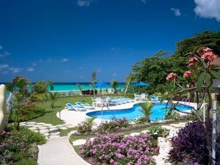 Maxwell Beach Villas 403 at Oistins, Barbados - Beachfront, Communal Pool - Maxwell vacation rentals