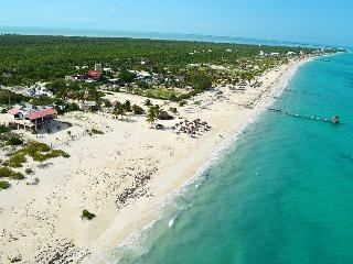 Beach front cabins in virgin paradise ... turquoise sea and absolute tranquility! - Cancun vacation rentals