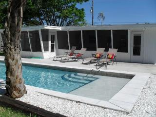 Stay on Siesta, Crescent Street Beach House - Siesta Key vacation rentals