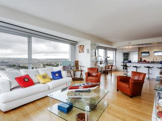 Modern apartment with spectacular view over Paris - Paris vacation rentals