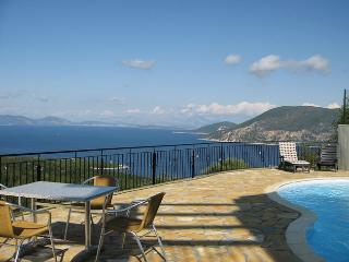 Villa Aramis (Nr Fiscardo) - Superb Sea Views - Loggos vacation rentals