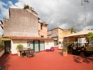 Monti Residence 4 - Beautiful Terrace - Rome vacation rentals