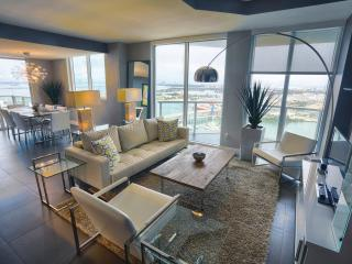 Contemporary 2 Bedroom Apartment in Downtown Miami - Miami vacation rentals