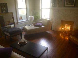 Beautiful sunny apt. in great Atlanta neighorhood - Atlanta Metro Area vacation rentals