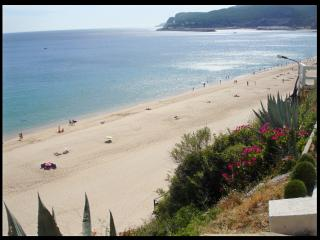The Best View.   Beachfront with BBQ and private - Sesimbra vacation rentals
