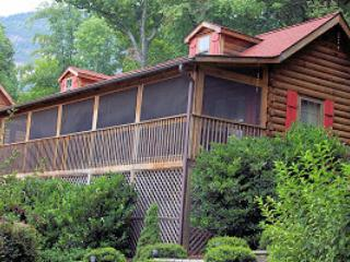 Autumn Splendor Log Cabin- Mountain Views - Lake Lure vacation rentals
