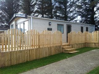 Static Caravan For Rental In Scottish Highlands - Dornoch vacation rentals
