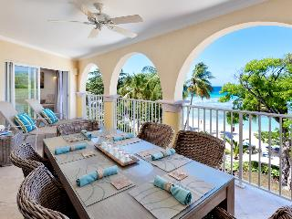 Sapphire Beach 311: Ocean Views Through Arches - Saint Lawrence Gap vacation rentals