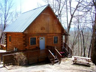 SOLITUDE CABIN IN THE SMOKY MOUNTAINS OF NC - Bryson City vacation rentals
