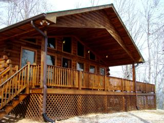DREAM CIRCLE CABIN with a great mountain view - Bryson City vacation rentals