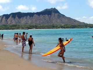 Waikiki Beach Studios..Steps to the Sand! - Honolulu vacation rentals