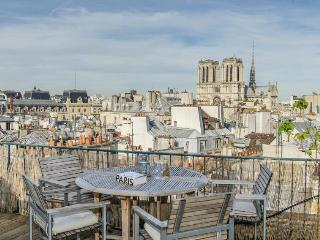 Romantic Apartment with Terrace *Honeymoon Heaven* - 5th Arrondissement Panthéon vacation rentals
