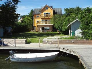 Waterfront Villa in Vaxholm, ground floor - Vaxholm vacation rentals