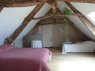 CHAMBRE D'HOTE, BED & BREAKFAST at the Farm in NORMANDY - Manche vacation rentals