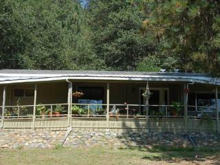 Quiet, Private, Hot Tub, Just Off Trinity River - Lewiston vacation rentals