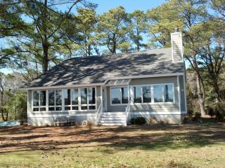 Secluded Waterfront Home - White Stone vacation rentals