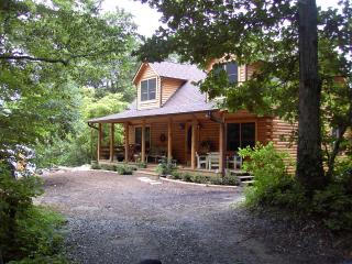 Cabin in the Clouds - Swannanoa Cabin Rentals - Blue Ridge Mountains vacation rentals