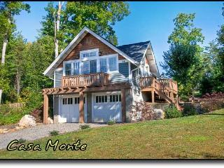 Casa Monte - Black Mountain Vacation Rentals - Black Mountain vacation rentals