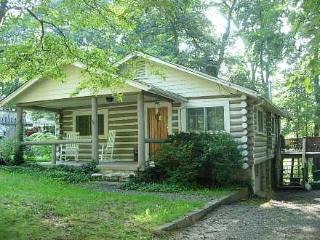 Black Mountain Cabin - Black Mountain Monthly Furnished - Black Mountain vacation rentals