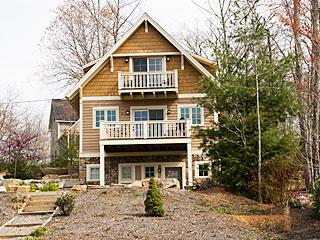 Sparrow Cottage - Black Mountain Vacation Rentals - Blue Ridge Mountains vacation rentals