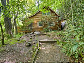 Whitworth Cabin - Montreat Cabin Rentals - Montreat vacation rentals