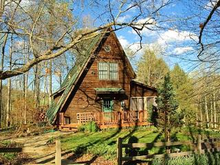 Little Faberge Egg - Old Fort Vacation Rentals - Blue Ridge Mountains vacation rentals