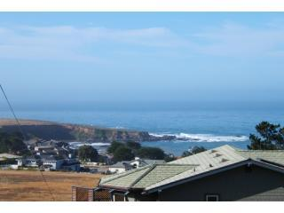 View of Pirates Cove - SummerHill - Cambria Home With Great Ocean Views! - Cambria - rentals