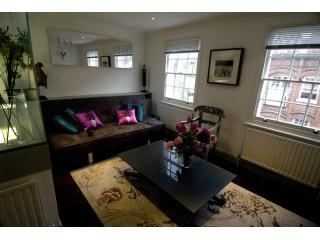 Living Room - In the heart of Covent Garden London+roof terrace - London - rentals