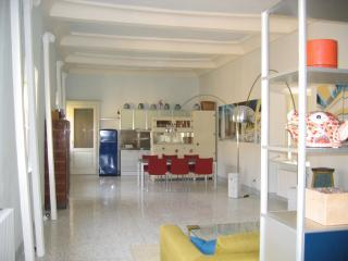 the main room - Airy apartment in Lucca Center free parking + WiFi - Lucca - rentals