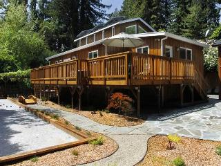 BAMBOO HAVEN - California Wine Country vacation rentals