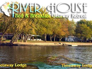 Two lodges. Two lodging styles. Family or Luxury. - Illinois vacation rentals