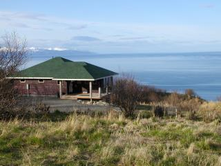 The Raven perched above Kachemak Bay - Custom Home with Stunning Ocean and Mountain Views - Homer - rentals