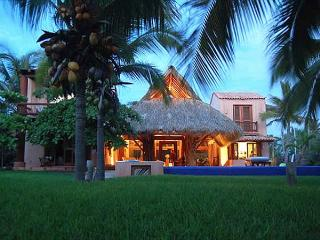 Casa Rosa, beach front on Playa Blanca Zihuatanejo - Mexican Riviera-Pacific Coast vacation rentals