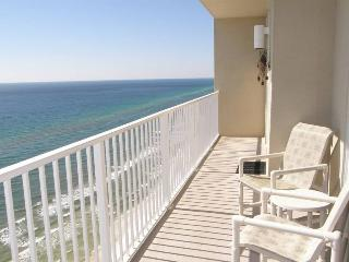 Gulf Front Ocean Right From King Bed & Living Room - Panama City Beach vacation rentals