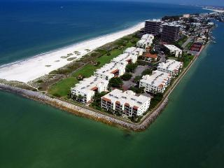 Land's End #201 building 8 - Beach Front - Treasure Island vacation rentals