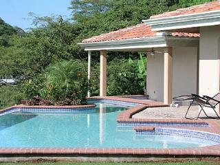 Casa Azulonda - Stunning View, 3 Bedroom - Two Master Suites, Swim-up Bar. - Playas del Coco vacation rentals