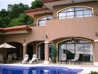 Casa Aguas - Ocean View & Infinity Pool - Perfect for 4 Couples! - Playas del Coco vacation rentals