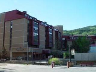 VS438BR1436H Village Sq 1BR 2BA - Center Village - Image 1 - Copper Mountain - rentals