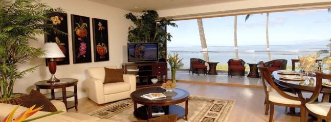 The Kihei Beachfront Villas are a spectacular beachfront property on Maui's South shore. - Kihei Beachfront Villas - Lahaina - rentals